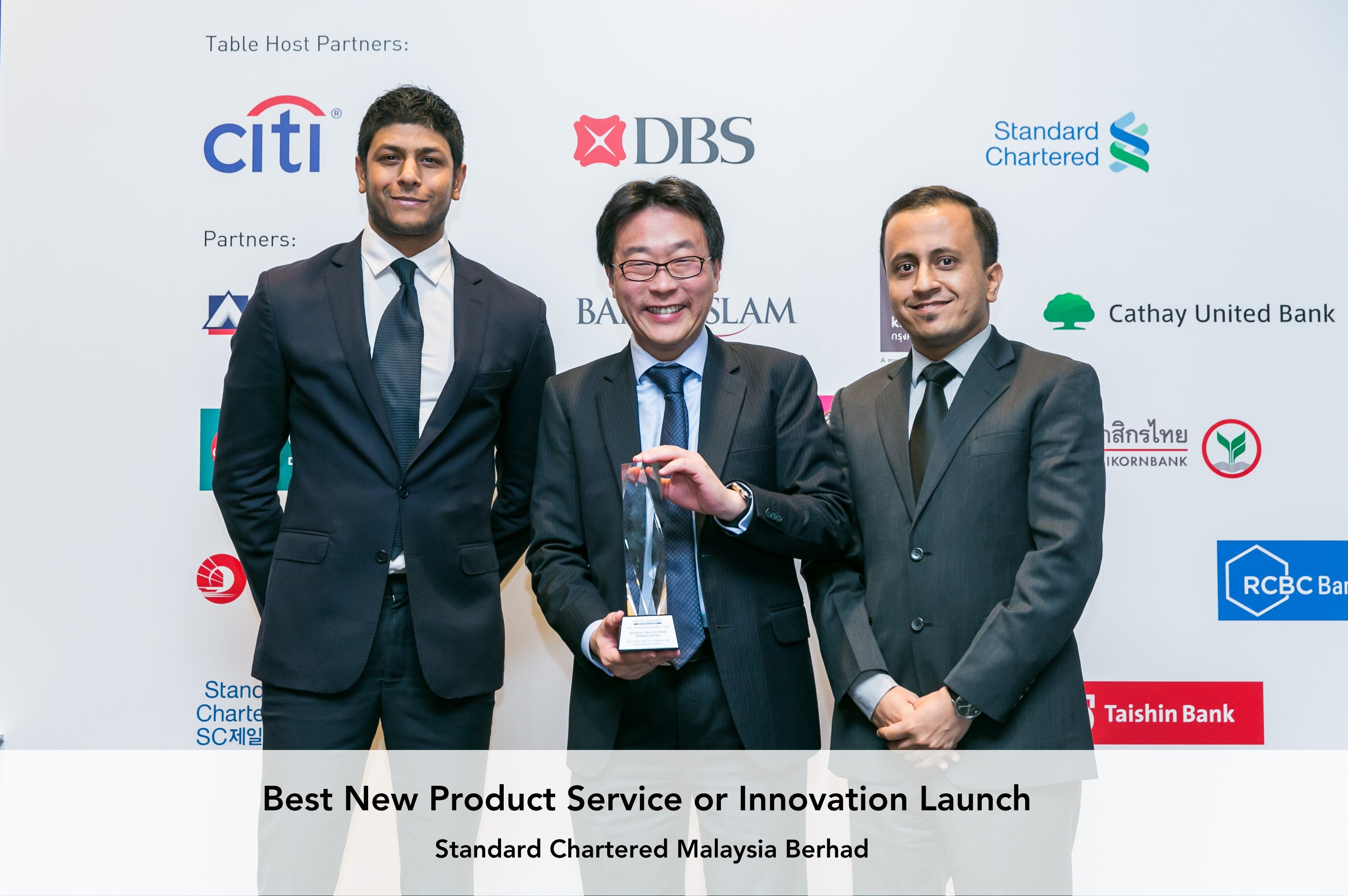 Standard chartered malaysia wins best new product service or on 8 march 2018 standard chartered malaysia reheart Image collections