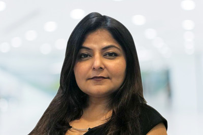 Ms. Meenu Bagla, Vice President and Chief Marketing Officer, Cyient